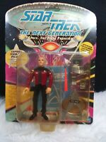"Playmates Star Trek TNG 1992 Captain Picard 4.5"" Action Figure MOB Stock 6011"