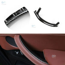 1*Inner Right Door Panel Handle Pull Trim Cover For BMW X5 F15 X6 F16 2014-2018