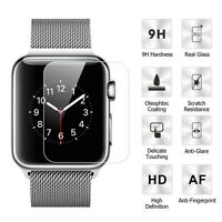 For Apple Watch Series 1/2/3 Tempered Glass Screen Protector Guard Film 38/42mm