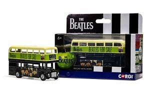 CORGI THE BEATLES LONDON BUS FOR SALE CC82344