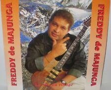 Freddy De Majunga - La Fete Au Village LP Vinyl Record Sonodisc France