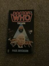 More details for doctor who ... the ark by paul erickson paperback book