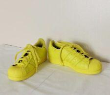 adidas Superstar Supercolor Yellow Pharrell Wiliams S31605 UK 3