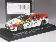 Klasse: Minichamps Maserati Gran Turismo MC GT4 #28 Simet in 1:43 in OVP
