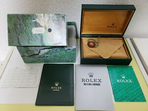 Genuine Rolex 16700 Box with Booklet, Calendar, Tag