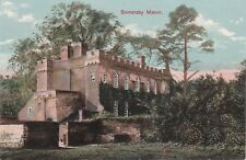 The Manor, SOMERSBY, Lincolnshire