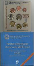 REPUBBLICA ITALIANA - Serie Divisionale 2002 FDC