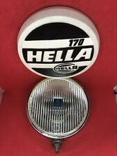 Vintage Foglight Hella 170 With Cover Foglight Volkswagen VW BMW Mercedes Ponton