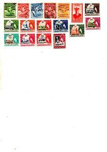 commonwealth stamps, basutoland