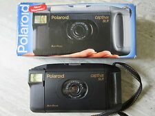 Old Vintage Polaroid Captiva SLR Camera w/ Box