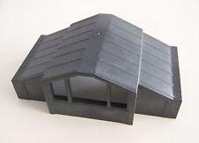 PLAYMOBIL (G402) POMPIERS - GRAND TOIT GRIS PRINCIPAL pour CASERNE 3885