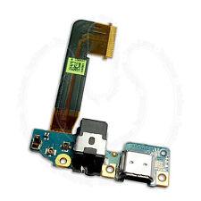 For HTC ONE M9 Micro USB Charging Port Flex & Mic Microphone Headphone Jack