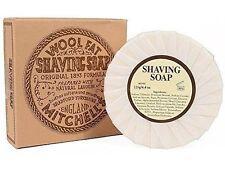 Mitchell's Wool Fat Shaving Soap Refill 125 g.  U.S. Seller Fast Shipping