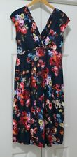 Tiffany Rose Maternity Alessandra Blue Floral Dress size 4 (US size 10-12)