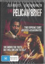 PELICAN BRIEF - JULIA ROBERTS - NEW & SEALED DVD FREE LOCAL POST