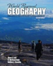World Regional Geography Alan A. Lew Second Edition Paperback Book