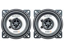 PG Audio 10.2,Koax 10cm 2Wege Coax Auto Lautsprecher 100mm Armaturenbrett B-Ware