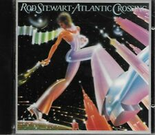 ROD STEWART - Atlantic Crossing - Canada Warner Brothers 1st CD Press CD-3108