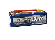 RC Turnigy 3000mAh 3S 40C Lipo Pack w/XT-60