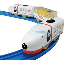 Tomy Plarail Pla rail Trackmaster Peanut Dream Railway Snoopy Express Motorized