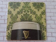 Beer Collectible COASTER ~^~ GUINNESS Brewery Stout Since 1759 ~ 2007 Good Taste