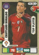 Top Player CRISTIANO RONALDO Road to World Cup 2018 Panini Adrenalyn card