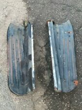 FORD ORIGINAL VINTAGE 1952 F5 LEFT AND RIGHT RUNNING BOARDS