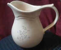"PFALTZGRAFF 2 Qt. Pitcher - Remembrance Pattern - 8"" Tall - USA"