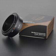 LEINOX FD-NEX Canon FD lens to Sony E mount  Lens A7 A7R 7M2 A9 A6300 A5000