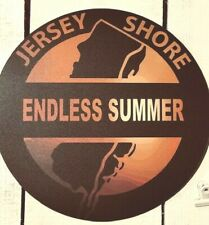 new VERY Large Auto Magnet JERSEY SHORE'S ENDLESS SUMMER  trucks rv's wall decor