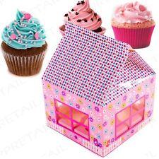 Cupcake Kuchen Muffin Box Kuchenbox mit Trenneinsatz Geschenkbox Karton