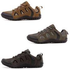 Calzado de hombre senderismo color principal marrón sintético
