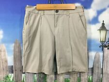 "Lululemon Athletica Tan Casual Shorts Women's Size 32"" Waist"