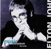 """ELTON JOHN / MUSIC MASTERPIECE 1 2CD 30 Tracks """"Act of War"""""""