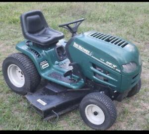 Yard Machine Garden Tracto Ride Mower