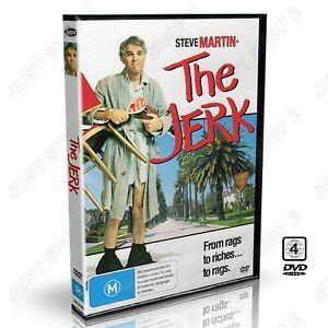 The Jerk :  (1979) Original Steve Martin Comedy Movie : Brand New