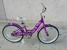 """Torker """"Wild Flower"""" 20"""" Children's (Girl's) bike...nice!"""