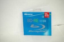 Memorex BD-RE Blu-Ray Rewritable Disc - Single 827520C