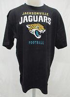 Jacksonville Jaguars NFL Men's Big & Tall Black T Shirt