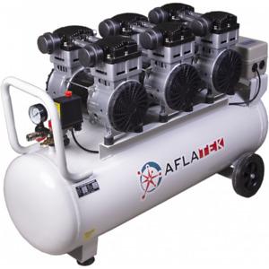 Pro Silent Flüsterkompressor Druckluft leise ölfrei Luftkompressor 100L 630l/min