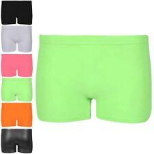 New Ladies Running Jog Jogging Swimming Womens Slim Fit Biker Sports Mini Shorts