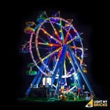 LIGHT MY BRICKS - LED Light Kit for LEGO Ferris Wheel 10247 set - NEW