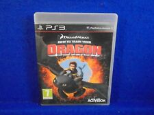 ps3 HOW TO TRAIN YOUR DRAGON Dreamworks Playstation PAL UK REGION FREE