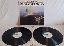 """Mezzoforte–Catching Up With Mezzoforte (Early Recordings) LP + 12"""" EX+/EX+/EX"""