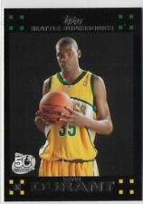 Kevin Durant 2007-08 Topps Rookie Card #112 RC