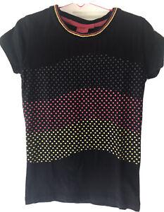 Mangnum Sports German National Soccer Team Colors T-Shirt Girls Size 7-8