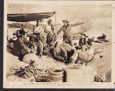 Randolph Scott Ella Raines The Walking Hills 1949 original movie photo 29141