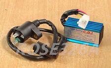 CDI W/ Ignition Coil Chinese 50cc 70cc 90cc 110cc 125cc Dirt Bike Moped Go Kart