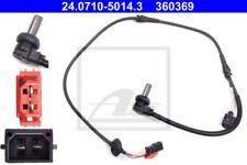 4x FEBI 15340 Klemmhülse für ABS Sensor AUDI A4 A6 SKODA SUPERB VW LT PASSAT 3B
