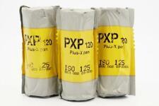 Kodak 120 Plus-X ASA 125  3 Rolls (Expired 03/2001)